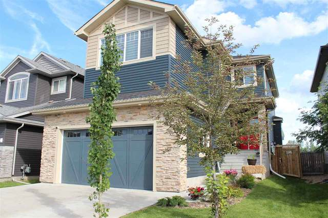 157 Kirpatrick Crescent, Leduc, AB T9E 0W3 (#E4202922) :: Müve Team | RE/MAX Elite
