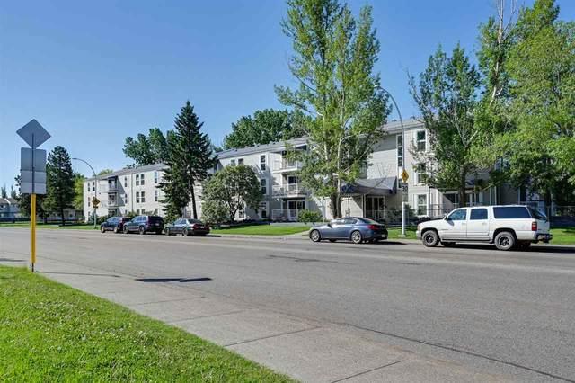 306 2545 116 Street NW, Edmonton, AB T6J 3Z7 (#E4203152) :: RE/MAX River City