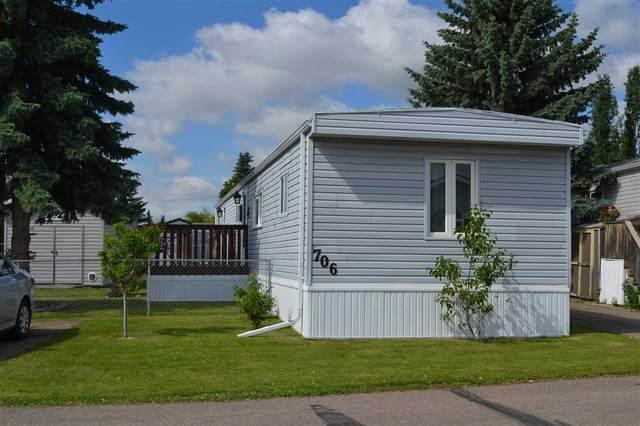706 Evergreen Park, Edmonton, AB T5Y 4M2 (#E4203301) :: Initia Real Estate