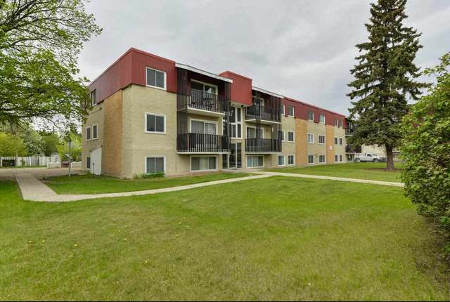 105 9730 156 Street, Edmonton, AB T5P 2P1 (#E4203319) :: RE/MAX River City