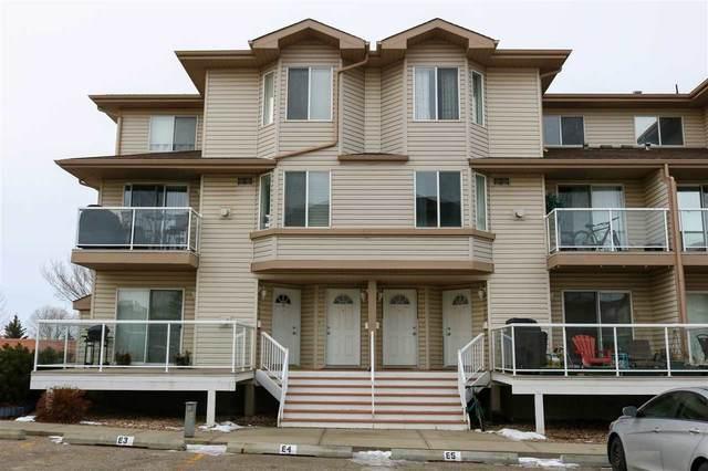 8 2505 42 Street, Edmonton, AB T6L 7G8 (#E4203474) :: The Foundry Real Estate Company
