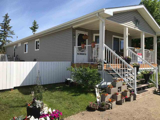 #11 4819 51 Avenue, Millet, AB T0C 1Z0 (#E4203481) :: Müve Team | RE/MAX Elite