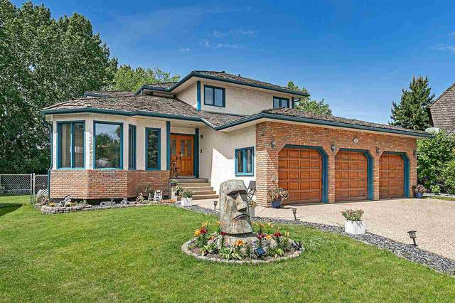 6 Fieldstone Place, Spruce Grove, AB T7X 2Z2 (#E4203515) :: The Foundry Real Estate Company