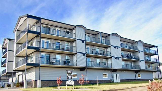 204 4614B Lakeshore Drive, St. Paul Town, AB T0A 3A2 (#E4203607) :: Initia Real Estate