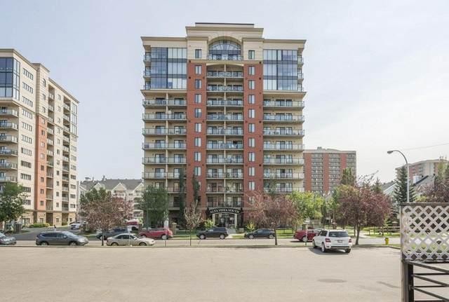 609 10303 111 Street, Edmonton, AB T5K 0A2 (#E4203737) :: Initia Real Estate