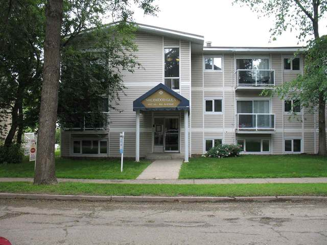 9 10730 84 Avenue, Edmonton, AB T6E 2H9 (#E4203818) :: Initia Real Estate