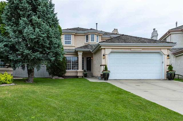 159 Carlson Close, Edmonton, AB T6R 2J7 (#E4203864) :: Müve Team | RE/MAX Elite