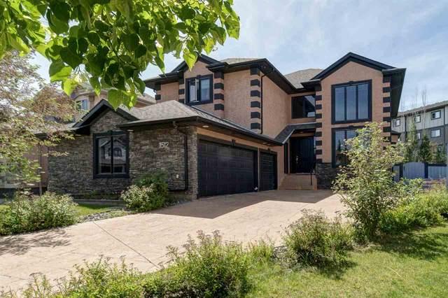 1512 69 Street, Edmonton, AB T6X 1L4 (#E4203868) :: Initia Real Estate