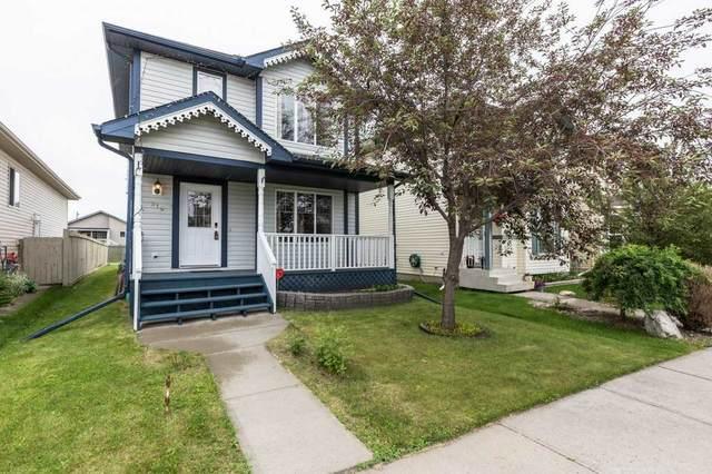 319 84 Street, Edmonton, AB T6X 1H8 (#E4203951) :: The Foundry Real Estate Company