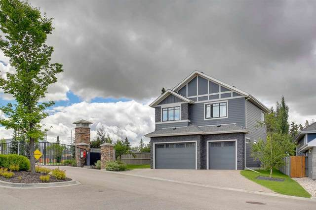 #73 10550 Ellerslie Road, Edmonton, AB T6W 0Y2 (#E4203966) :: RE/MAX River City