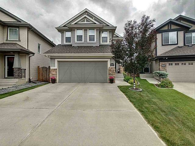 16415 138 Street NW, Edmonton, AB T6V 0G9 (#E4204137) :: The Foundry Real Estate Company