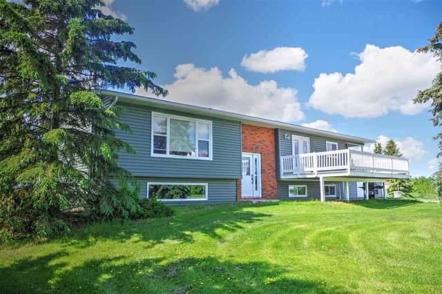 57112 Range Road 105, Rural St. Paul County, AB T0A 3A0 (#E4204156) :: Initia Real Estate