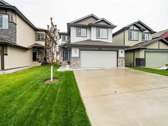 1244 25 Avenue, Edmonton, AB T6T 2E5 (#E4204228) :: Müve Team   RE/MAX Elite