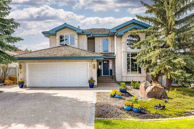 47 Cormack Crescent, Edmonton, AB T6R 2E6 (#E4204283) :: Müve Team | RE/MAX Elite