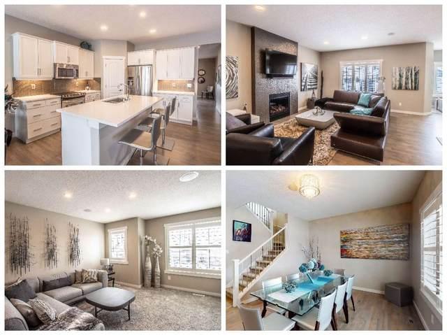 8204 Summerside Grande Boulevard, Edmonton, AB T6X 0J2 (#E4204286) :: Initia Real Estate