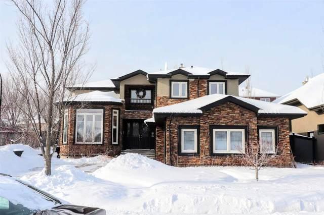 19 Oak Point, St. Albert, AB T8N 7H2 (#E4204295) :: Initia Real Estate
