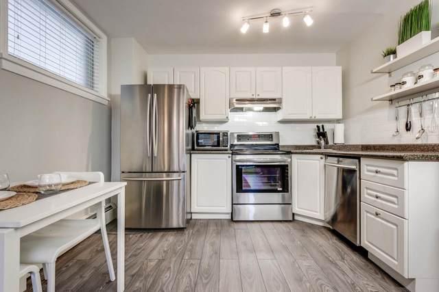 116 11025 Jasper Avenue, Edmonton, AB T5K 0K7 (#E4204311) :: Initia Real Estate