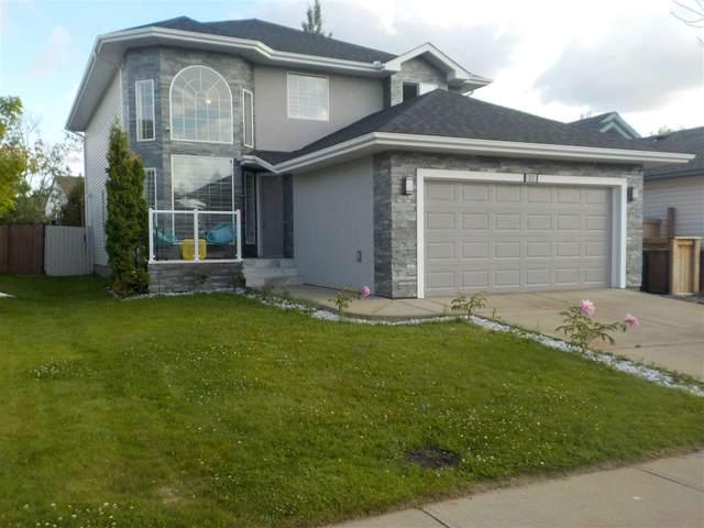 22 Durocher Street, St. Albert, AB T8N 6M1 (#E4204314) :: Initia Real Estate