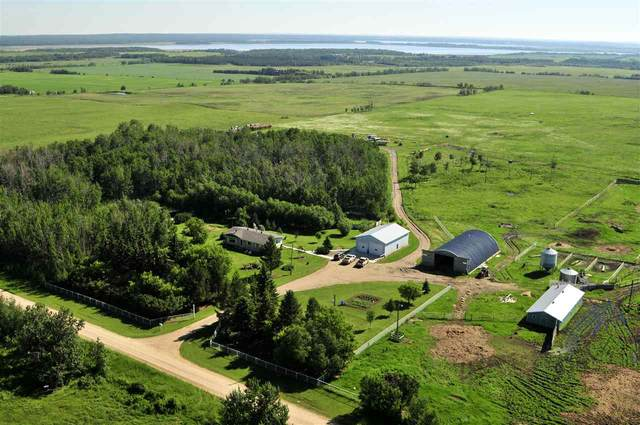 56519 Rr42, Rural Lac Ste. Anne County, AB T0E 1V0 (#E4204372) :: Initia Real Estate