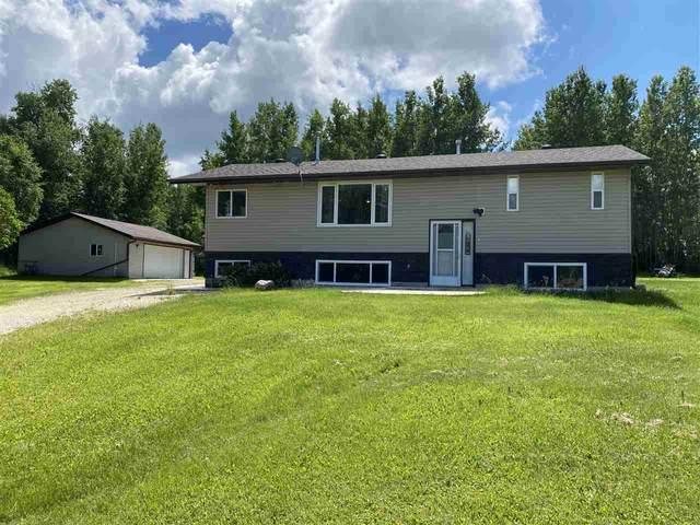39 54126 RR30, Rural Lac Ste. Anne County, AB T0E 1V0 (#E4204394) :: The Foundry Real Estate Company