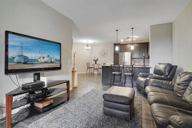 223 6083 Maynard Way, Edmonton, AB T6R 0S5 (#E4204405) :: The Foundry Real Estate Company