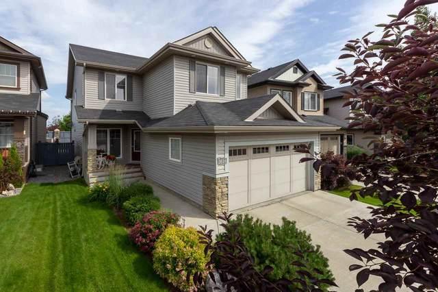 3624 Goodridge Crescent, Edmonton, AB T5T 4G1 (#E4204427) :: Initia Real Estate