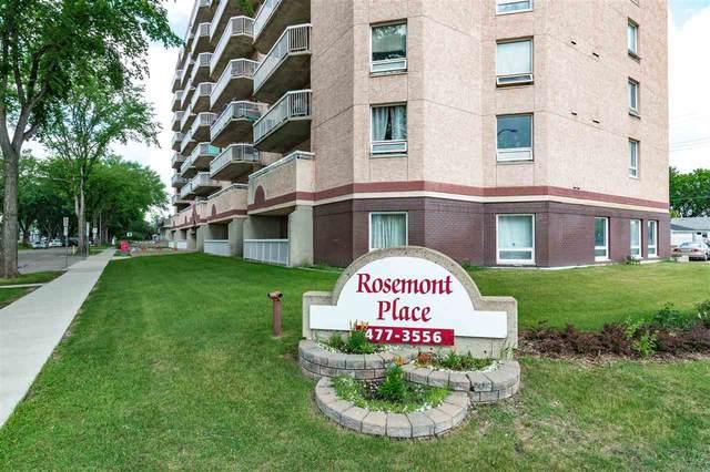 308 11211 85 Street, Edmonton, AB T5B 4T1 (#E4204463) :: Initia Real Estate