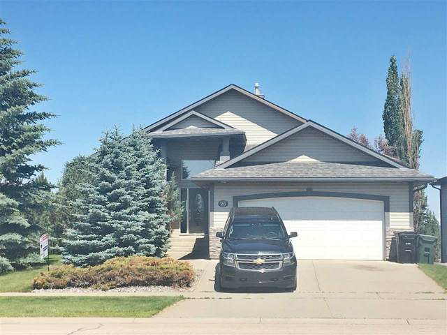 26 Longview Drive, Spruce Grove, AB T7X 4H7 (#E4204663) :: RE/MAX River City