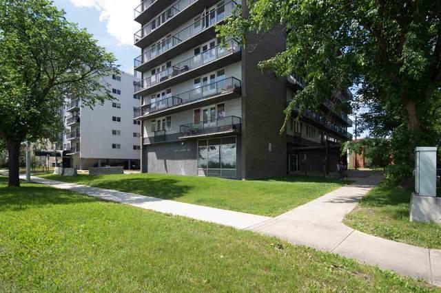 305 8306 Jasper Avenue NW, Edmonton, AB T5H 3S3 (#E4204716) :: Müve Team   RE/MAX Elite