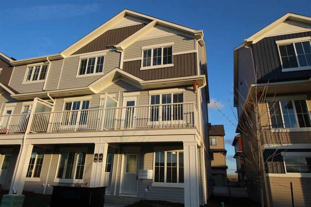 19 1110 Daniels Link, Edmonton, AB T6W 3H9 (#E4204745) :: Initia Real Estate