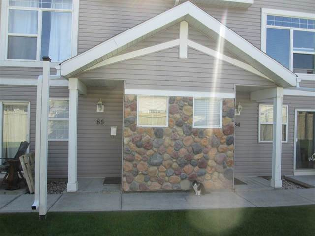 85 150 Edwards Drive, Edmonton, AB T6X 1M4 (#E4204809) :: The Foundry Real Estate Company