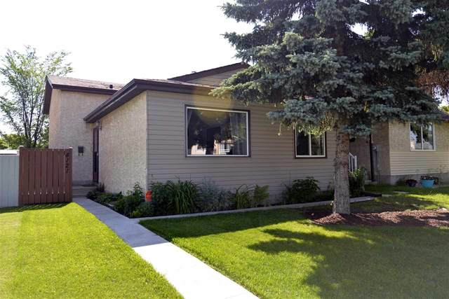 4121 38 Street, Edmonton, AB T6L 5E5 (#E4204814) :: RE/MAX River City