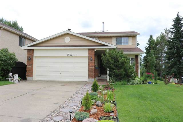 3507 Hill View Crescent, Edmonton, AB T6L 1P4 (#E4204828) :: RE/MAX River City