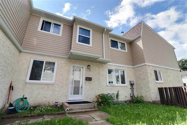 7D Clareview Village, Edmonton, AB T5A 3P2 (#E4204909) :: The Foundry Real Estate Company