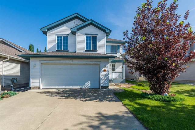 613 Hodgson Road, Edmonton, AB T6R 3M2 (#E4204917) :: RE/MAX River City