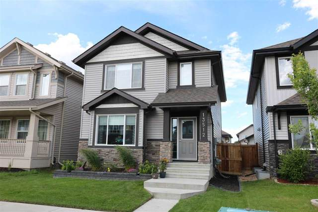 13512 164 Avenue, Edmonton, AB T6V 0J9 (#E4205016) :: The Foundry Real Estate Company