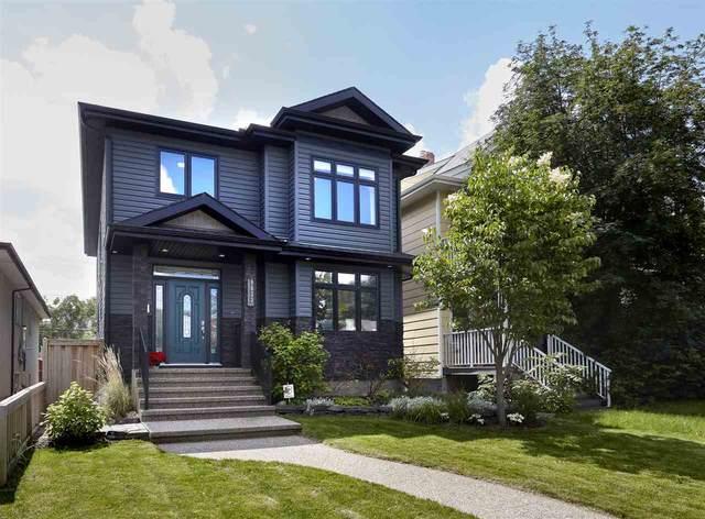 9833 86 Avenue, Edmonton, AB T6E 2L5 (#E4205055) :: The Foundry Real Estate Company