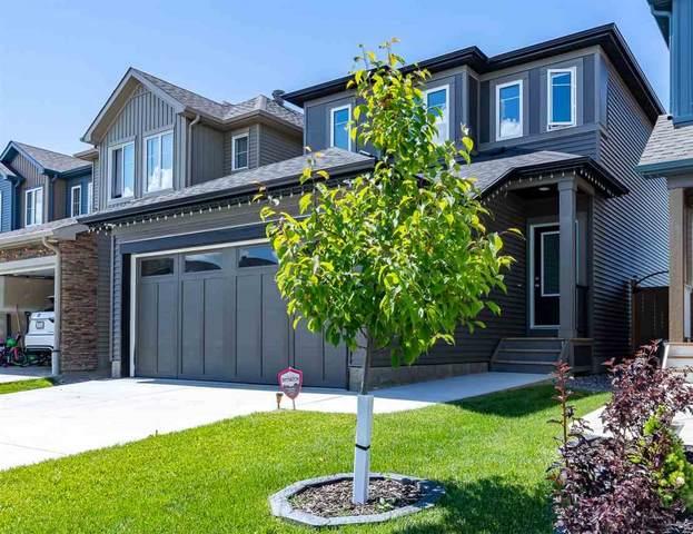 2056 Graydon Hill Crescent, Edmonton, AB T6W 4C5 (#E4205078) :: Müve Team | RE/MAX Elite