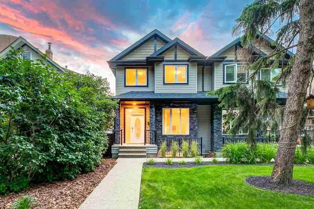 10010 88 Avenue, Edmonton, AB T6E 2R7 (#E4205133) :: The Foundry Real Estate Company
