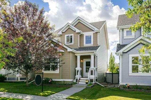 1416 72 Street, Edmonton, AB T6X 0E2 (#E4205160) :: RE/MAX River City