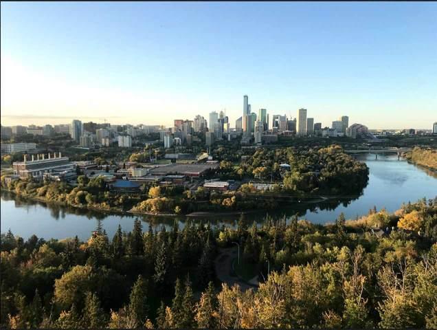 1404 10135 Saskatchewan Drive, Edmonton, AB T6E 4Y9 (#E4205197) :: The Foundry Real Estate Company
