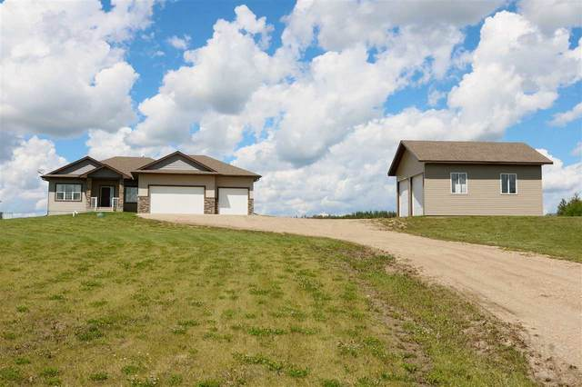 60 50322 RGE RD 232, Rural Leduc County, AB T4X 0K9 (#E4205302) :: Müve Team | RE/MAX Elite