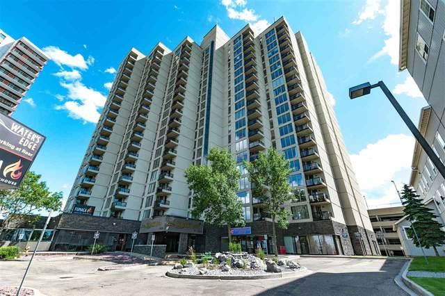 2010 10149 Saskatchewan Drive, Edmonton, AB T6E 6B6 (#E4205311) :: The Foundry Real Estate Company