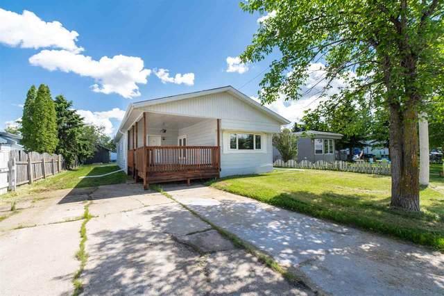 5223 55 Street, Lamont, AB T0B 2R0 (#E4205324) :: RE/MAX River City