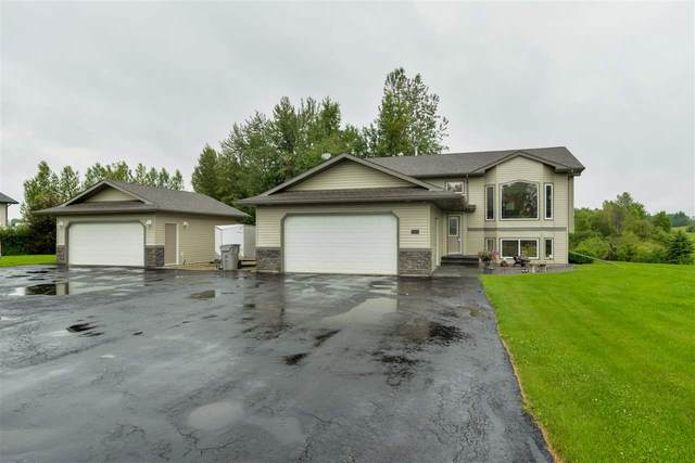 72 Willowview Boulevard, Rural Parkland County, AB T7Z 0A5 (#E4205652) :: The Foundry Real Estate Company