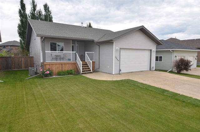 5009 61 Street, Barrhead, AB T7N 0A1 (#E4205662) :: The Foundry Real Estate Company