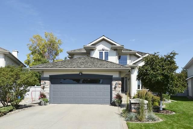 6 Lucinda Terrace, St. Albert, AB T8N 6A6 (#E4205689) :: Müve Team | RE/MAX Elite