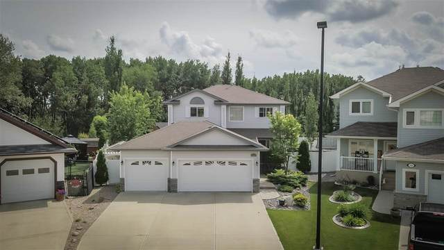518 Westerra Boulevard, Stony Plain, AB T7Z 3A1 (#E4205707) :: The Foundry Real Estate Company