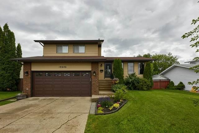10606 89 Street, Morinville, AB T8R 1C7 (#E4205711) :: The Foundry Real Estate Company