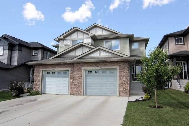 1520 152 Avenue, Edmonton, AB T5Y 0Y6 (#E4205804) :: RE/MAX River City